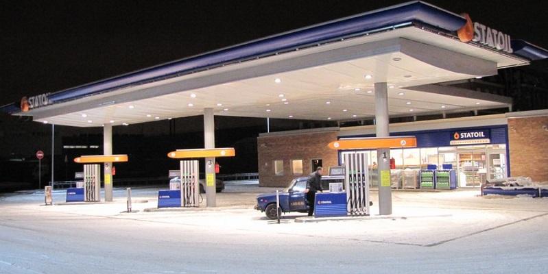 Statoil-про официальный сайт и ребрендинг компании в России